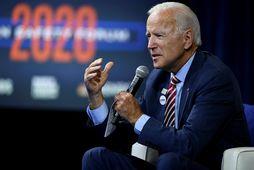 Joe Biden er fyrrverandi varaforseti Bandaríkjanna.