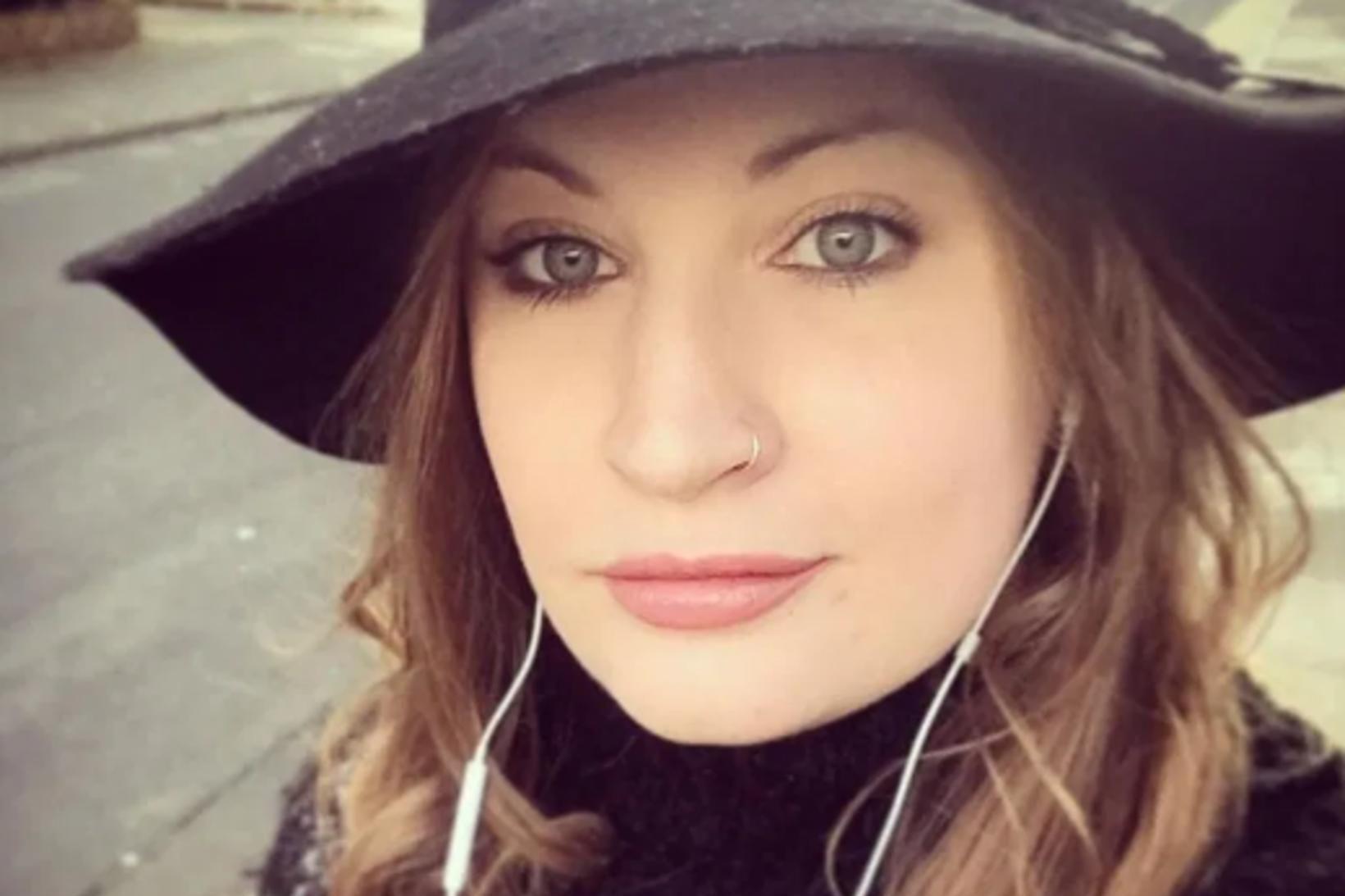 Emma Louise Sanders fór á stefnumót með manni sem gat …