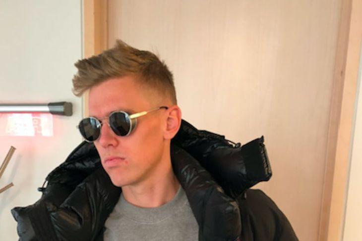 Jón Jónsson.