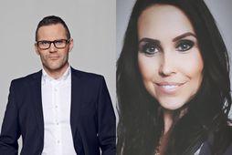 Hannes Steindórsson og Karen Ósk Þorsteinsdóttir eru nýtt par.