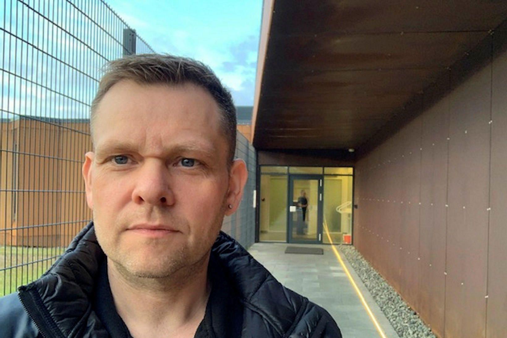 Guðmundur Ingi Þóroddsson, formaður Afstöðu félags fanga á Íslandi