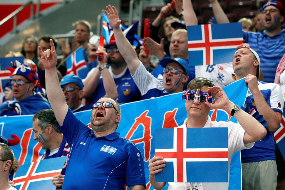 Íslendingar ætla að fjölmenna til Malmö.