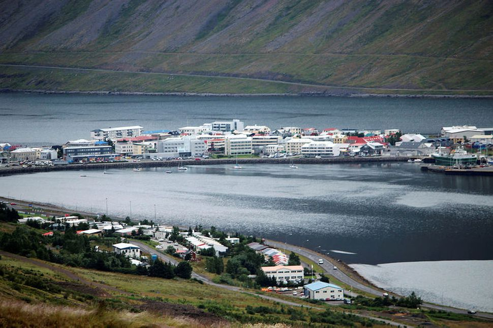 MAST hefur gefið út tillögu um stækkun fiskeldis í Skutulsfirði.