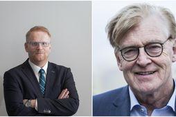 Einar Hermannsson og Þórarinn Tyrfingsson sækjast báðir eftir embætti formanns SÁÁ.