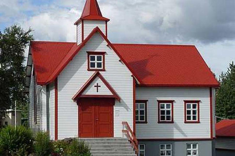 Kaþólska kirkjan á Akureyri