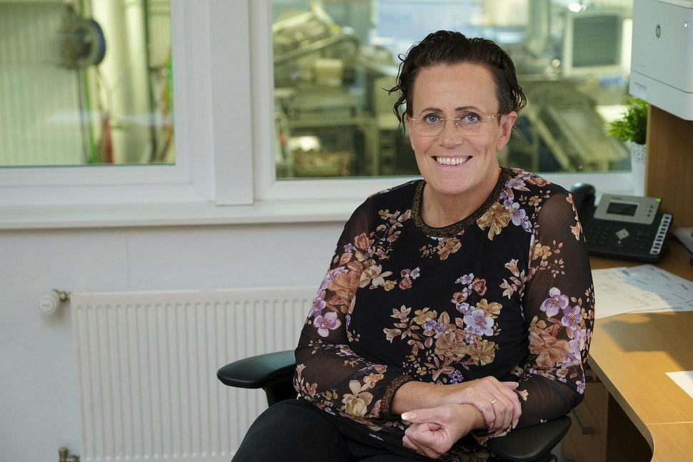 Alda Agnes er framkvæmdastjóri Einhamars Seafood.