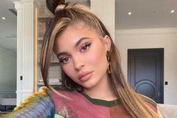Kylie Jenner deilir frá lífi sínu á Instagram, en hún hefur verið óvenju mikið í …