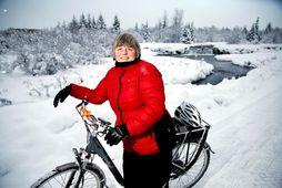 Sesselja Traustadóttir er umboðsmaður Intervac á Íslandi.