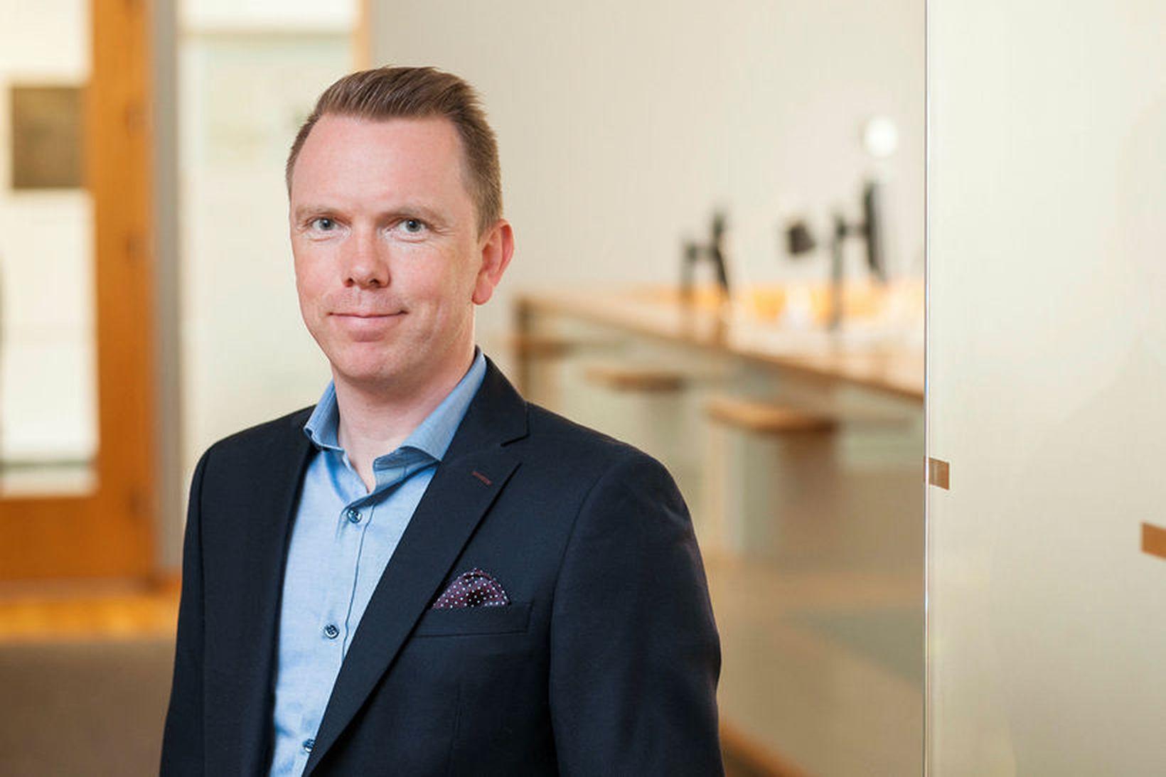 Ragnar Þór Ingólfsson, formaður VR, segir styttingu vinnuvikunnar verða mjög …