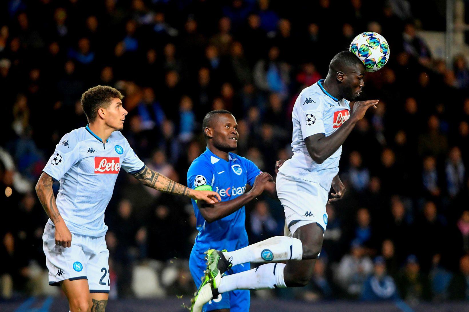 Kalidou Koulibaly og Harry Maguire gætu orðið miðvarðapar Manchester United …