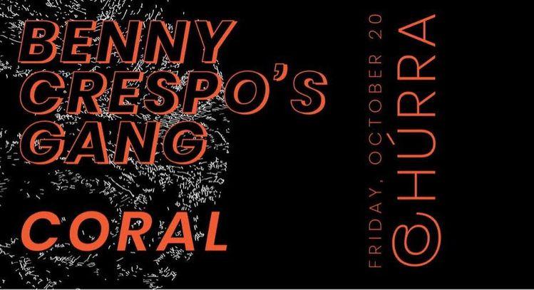 Benny Crespo's Gang & Coral