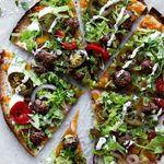 Tortilla pizza sem slær í gegn