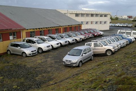 Keflavik Car Rental KEFCAR
