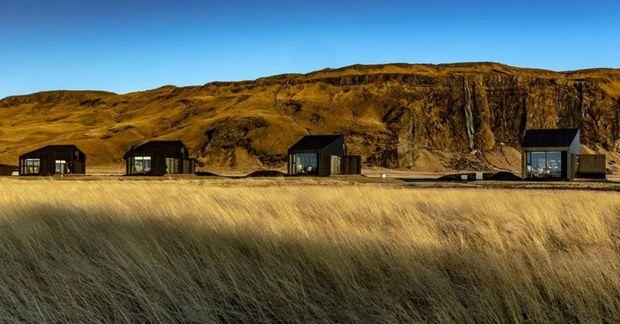 Það er fallegt á Suðurlandi.
