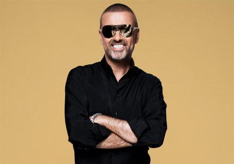 George Michael er ofarlega á listanum yfir bestu ástarlög allra tíma með lag sitt Careless Whisper.