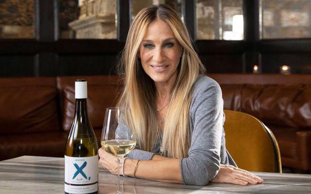 Sex and the City stjarnan Sarah Jessica Parker er að landa nýju víni í september.