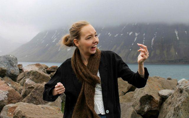Katrín Björk Guðjónsdóttir.