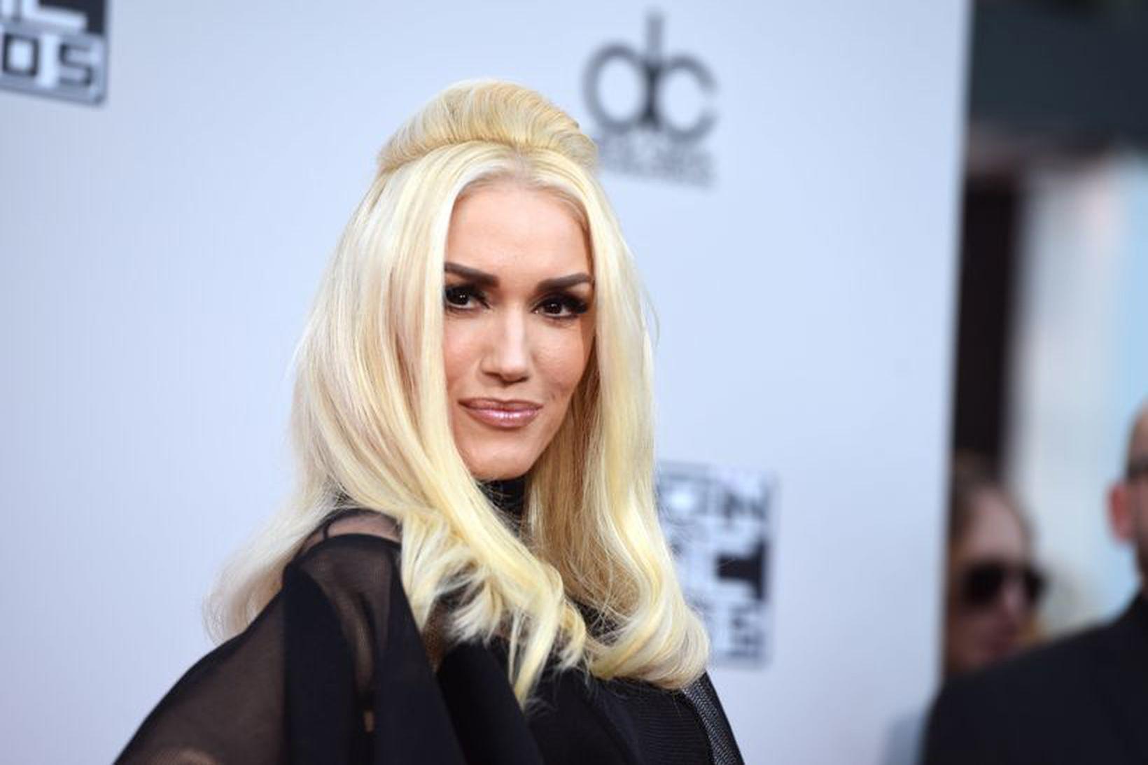 Gwen Stefani á þrjá syni.