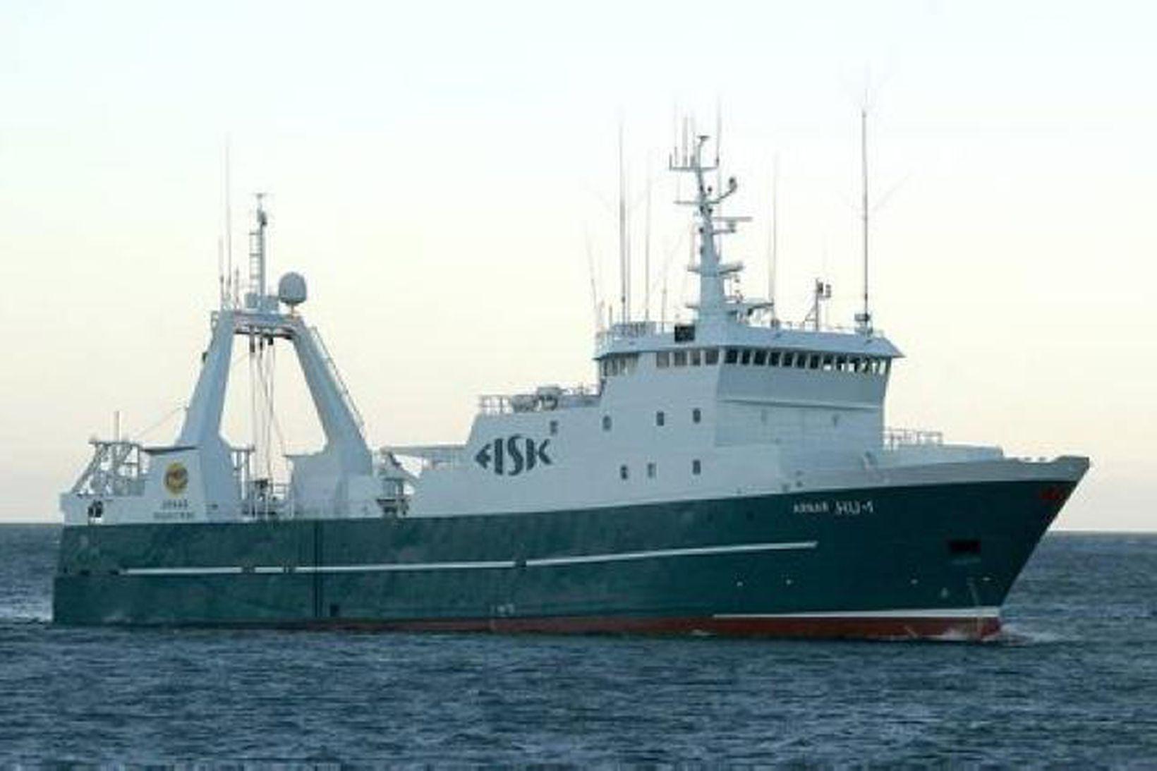 Arnar HU-1.