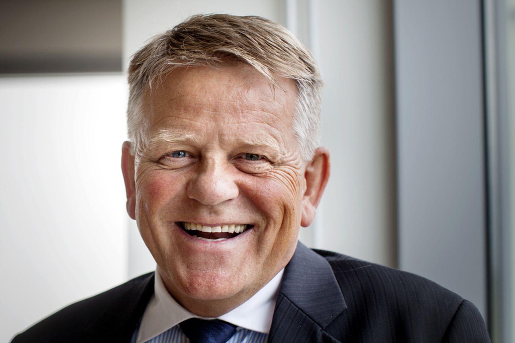 Björgólfur Jóhannsson, starfandi forstjóri Samherja, segir að hans persónulega skoðun …