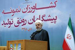 """""""Refsa þarf öllum þeim sem ber að refsa,"""" sagði Hassan Rouhani, forseti Írans, og vísaði …"""