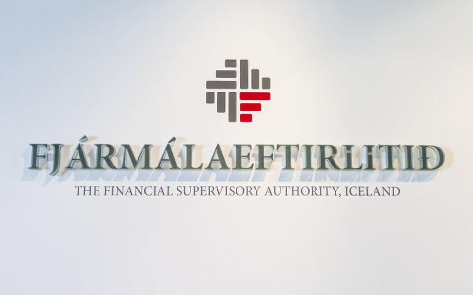 Fjármálaeftirlitið hefur birt tilkynningu á vef sínum, í tilefni frétta ...
