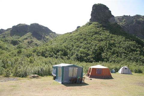 Básar Camping ground