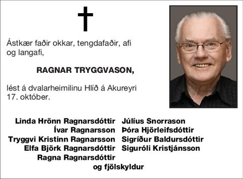 Ragnar Tryggvason,