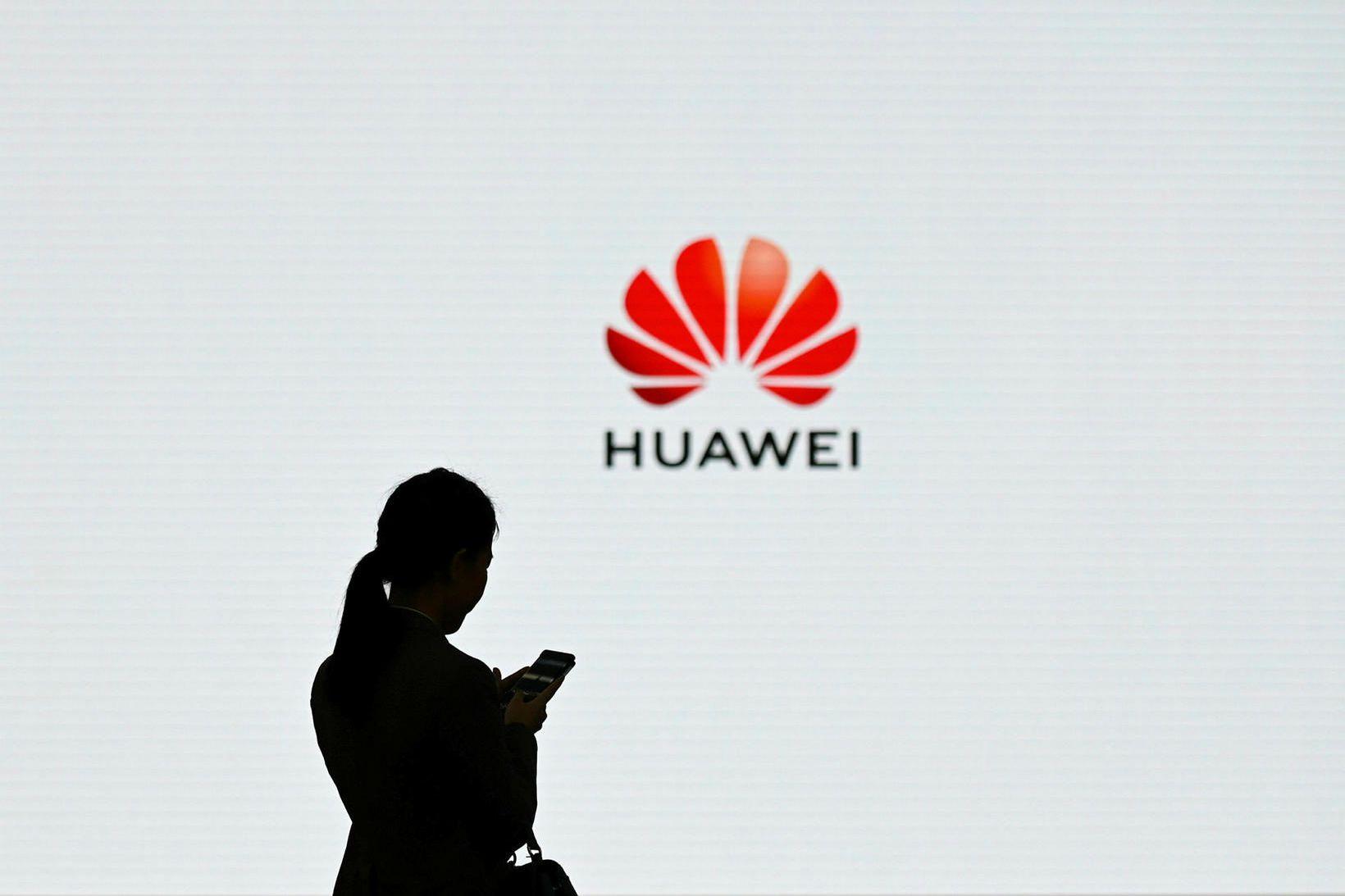 Ástralía, Japan og Bretland hafa ákveðið að takmarka aðkomu Huawei …