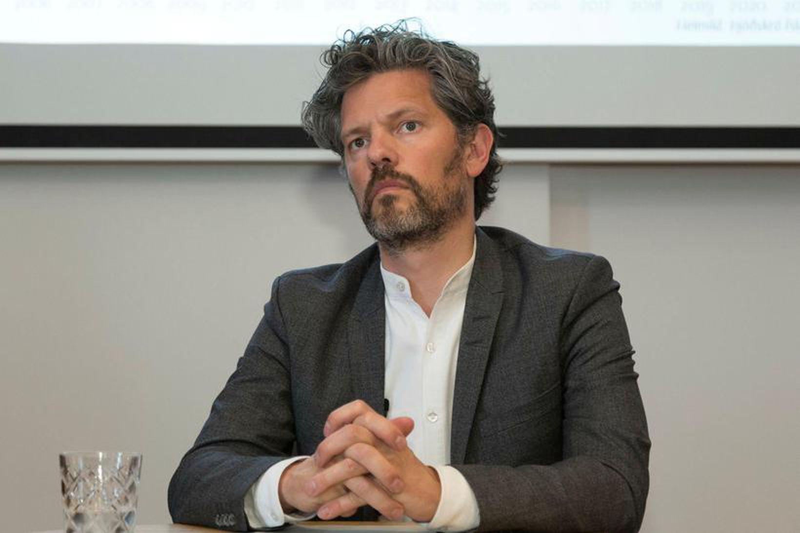 Dagur B. Eggertsson, borgarstjóri Reykjavíkruborgar.