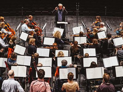 Open Rehearsal at the Iceland Symphony Orchestra