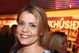 Þórunn Erna Clausen eignaðist stúlku 11. janúar.