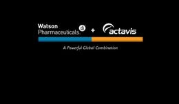 Watson keypti Actavis nýverið