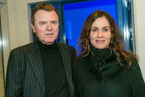 Bolli Kristinsson og Inga María Valdimarsdóttir.