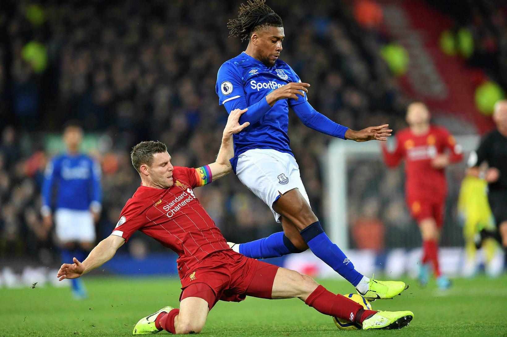 James Milner verður hjá Liverpool næstu árin.