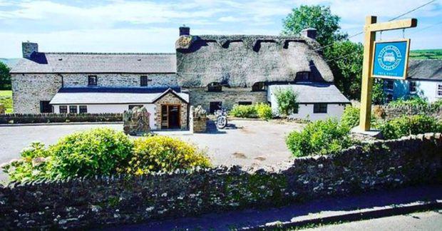 The Old House í Wales.