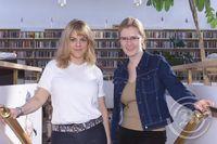 Ann-Linn Guillo og Hilde-Charlotte Solheim