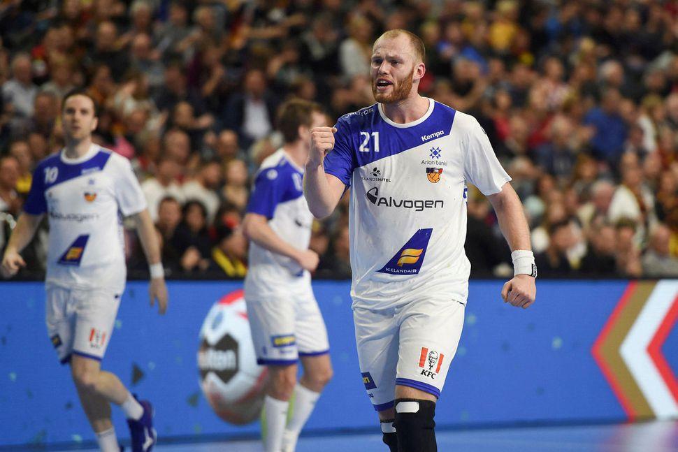 Arnar Freyr Arnarsson
