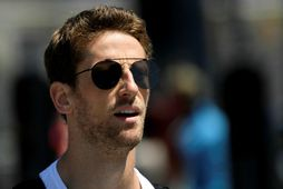 Romain Grosjean ökumaður Haas.