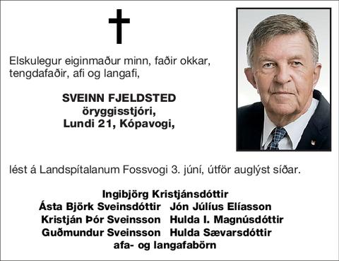 Sveinn Fjeldsted