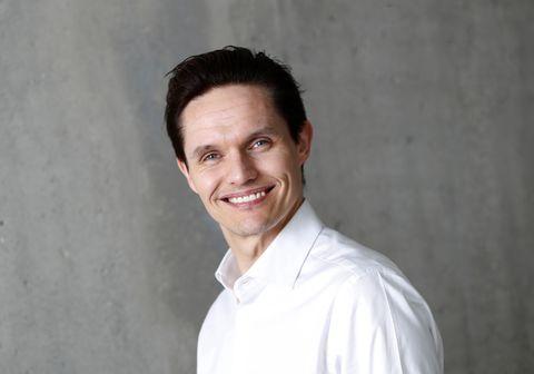 Björgvin Franz Gíslason.