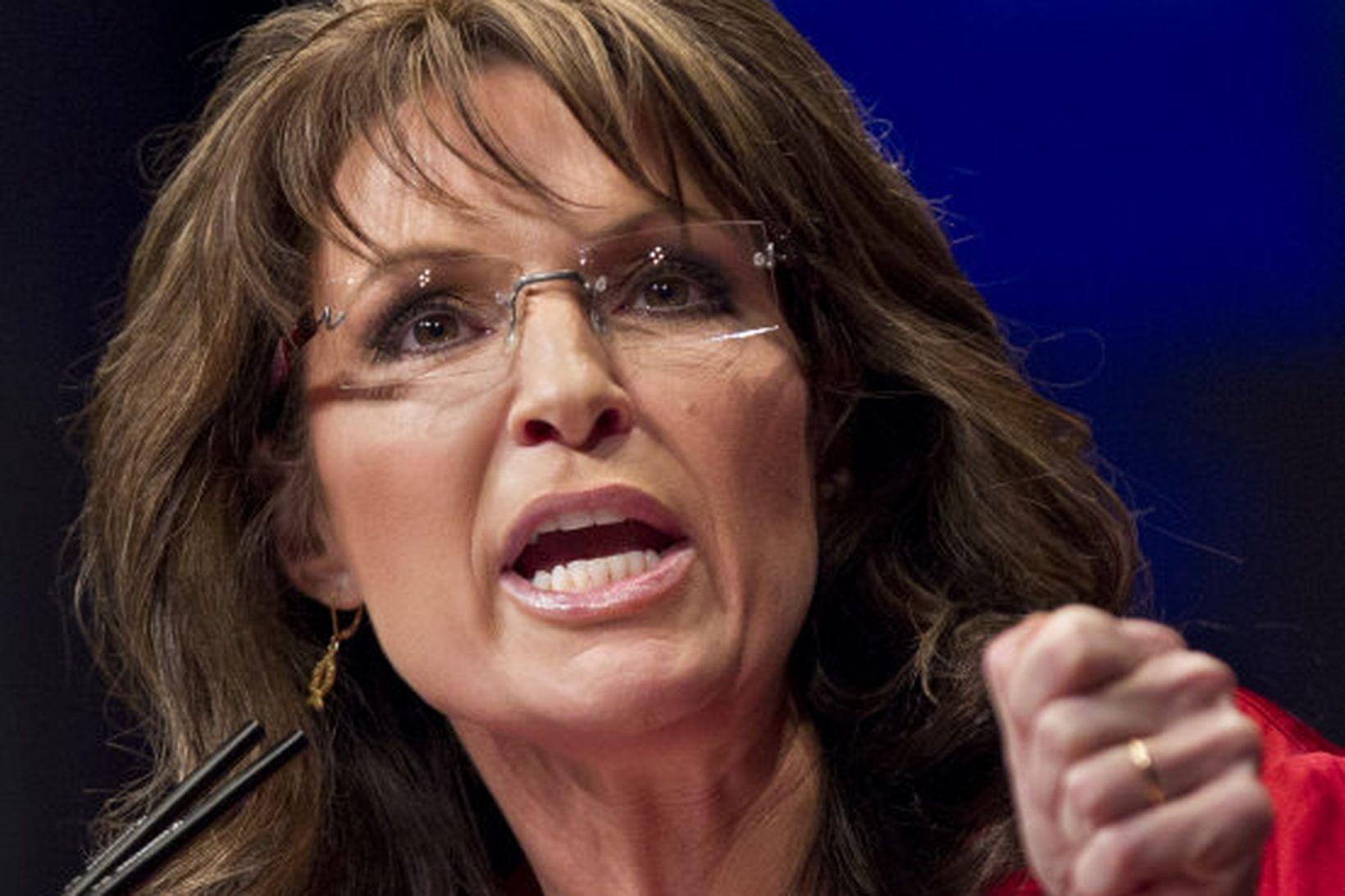Sara Palin.