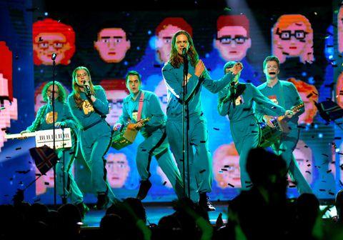Munu Daði og Gagnamagnið hreppa tólf stigin Eurovision-keppni Svíþjóðar?