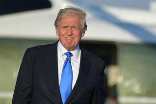 Donald Trump segist ekki eiga upptökur af samtali hans og James Comey.