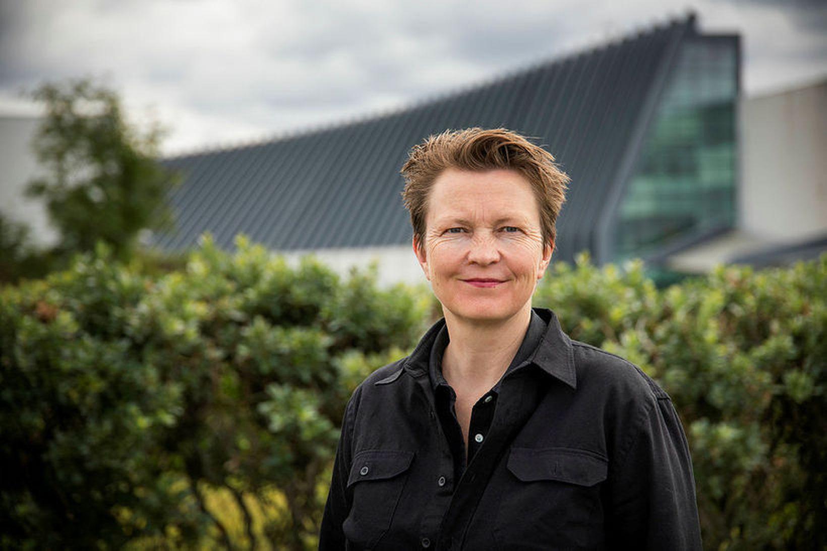 Ásta Kristjana Sveinsdóttir