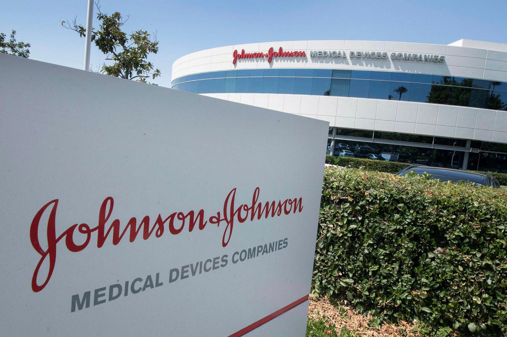 Hús Johnson & Johnson í Kaliforníu í Bandaríkjunum.