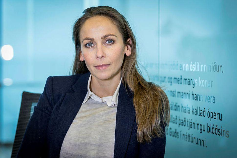 Heiðrún Lind Marteinsdóttir, framkvæmdastjóri SFS, segir Norðmenn ekki reiðubúna til ...