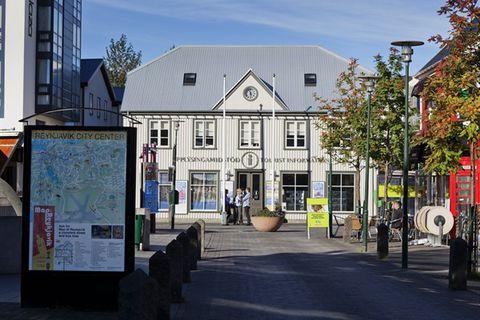Reykjavík Official Tourist Information Center