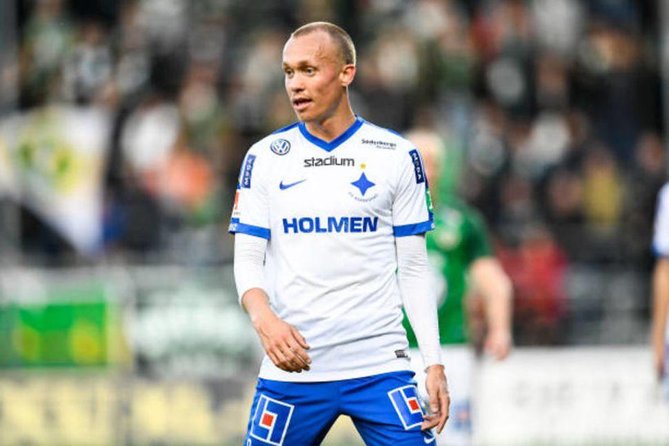 Guðmundur Þórarinsson hefur leikið með Norrköping síðustu þrjú ár.