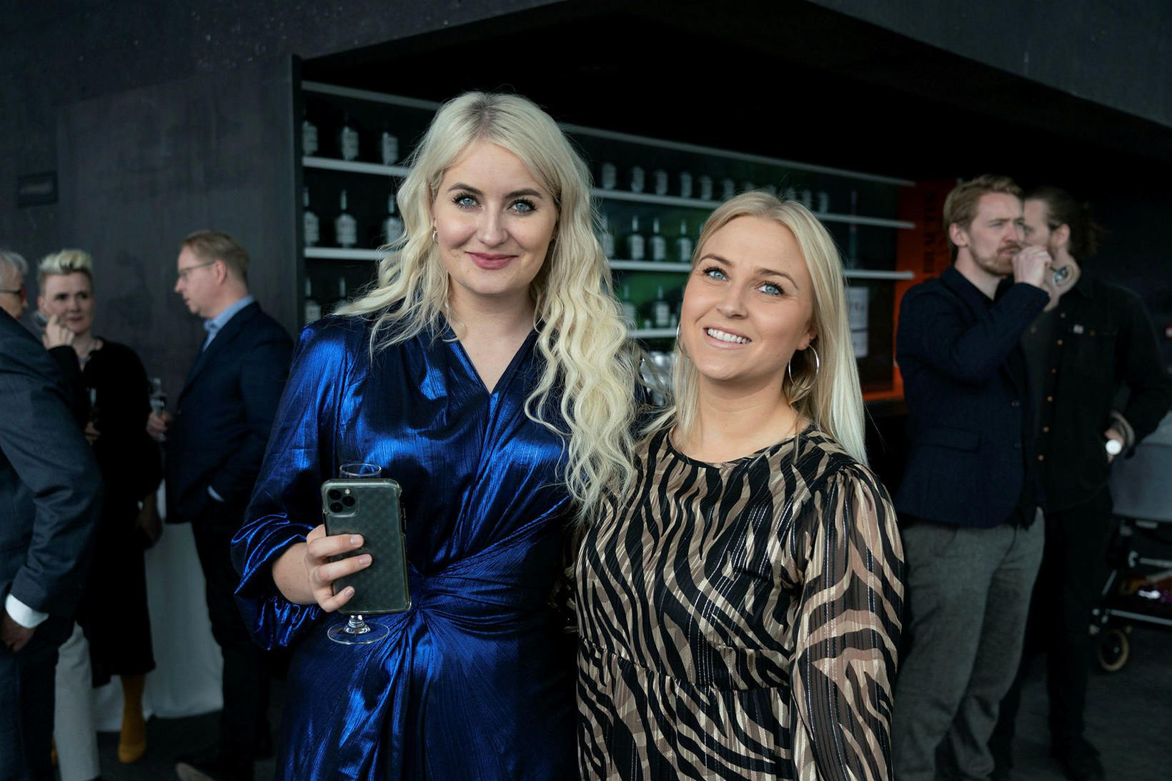 Ingibjörg Friðriksdóttir og Guðný Ragna Ragnarsdóttir.